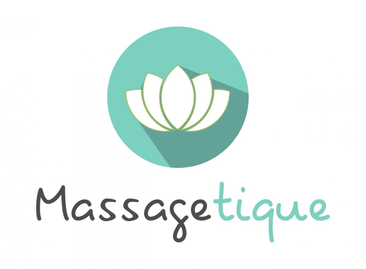 Logo for Massagetique